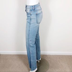 7 For All Mankind Jeans - T1-11: 7 for all mankind distressed  jeans size 28